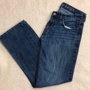 American Eagle Men's 30/32 low rise boot cut